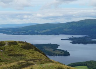 Wandelreis West Highland Way Schotland 40+